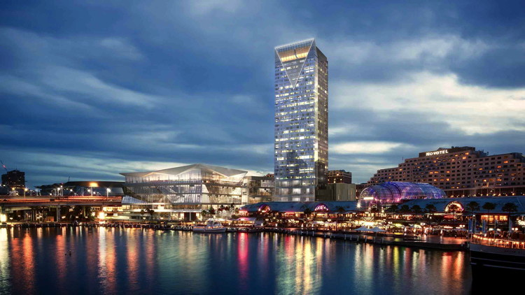 Sofitel Darling Harbour, location of Step Australia 2021 Conference